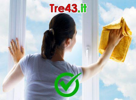 8 rimedi della nonna per le pulizie domestiche .