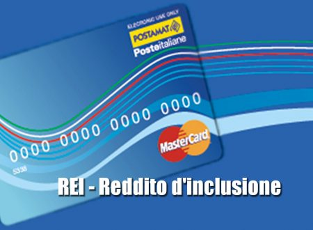 REI – Reddito d'inclusione: chi ne ha diritto e come presentare la domanda.