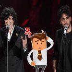 """Sanremo 2018 – Ermal Meta e Fabrizio Moro """"Non mi avete fatto niente"""" a rischio squalifica?"""
