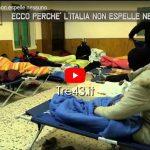 La farsa dei rimpatri: Ecco perchè l'Italia non espelle nessun immigrato.