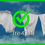 5 Soluzioni naturali Per Recuperare il bianco dei vestiti ingialliti.