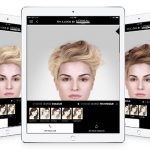 Vuoi cambiare taglio e colore di capelli? Ora puoi farlo con un'innovativa app lanciata da L'Oréal Professionnel.