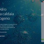 Hydro – Ecco La Prima Caldaia a Idrogeno.