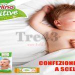 Babylino Sensitive – Una Confezione Prova di Pannolini a tua scelta.