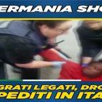 Germania: migranti drogati e rispediti in Italia.