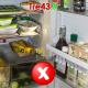 Conservi anche tu il latte nello sportello del frigo? E' una scelta assolutamente sbagliata - Ecco perchè.